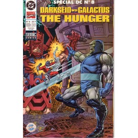 Sp�cial Dc:8:Darkseid Vs Galactus:The Hunger