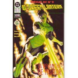 Sp�cial Dc:9:Green Lantern:La Revanche De Traitor