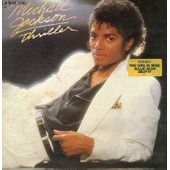 Disque Vinyle 33t Wanna Be Startin'n Baby Be Mine, The Girl Is Mine, Thriller, Beat It, Billie Jean, Human Nature, P.Y.T, The Lady In My Life - Michael Jackson