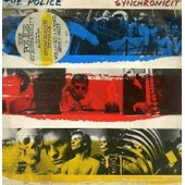 Disque Vinyle 33t Synchronicity I, Walking In Your Footsteps, O My God, Mother, Miss Gradenko, Synchronicity Ii, Every Breath You Take, King Of Pain, Wrapped Around Your Finger, Tea In The ... - The Police