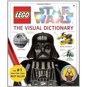 Lego Star Wars The Visual Dictionary de Simon Beecroft