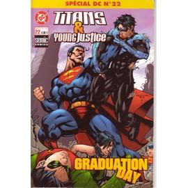 Sp�cial Dc:22:Titans&young Justice