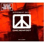 Different Devil (Mini Album Digi) - Chickenfoot