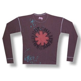 T-Shirt Red Hot Chili Peppers Asterisk manches longues