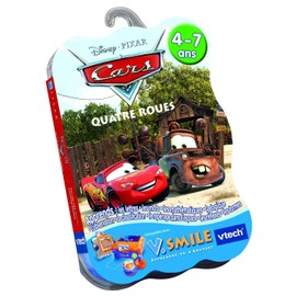 Jeu V.Smile Cars - Quatres Roues