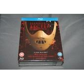 3 Blu Ray : Le Silence Des Agneaux - Hannibal - Dragon Rouge - Anthony Hopkins - Jodie Foster. de Jonathan Demme