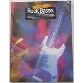 Improvisation Rock Basse, David C. Gross