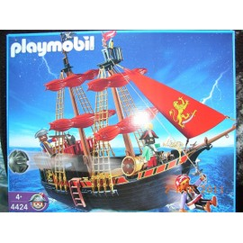 playmobil pirates pas cher ou d 39 occasion achat vente. Black Bedroom Furniture Sets. Home Design Ideas
