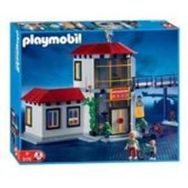Playmobil pompier caserne d 39 occasion 83 pas cher - Caserne pompier playmobil pas cher ...