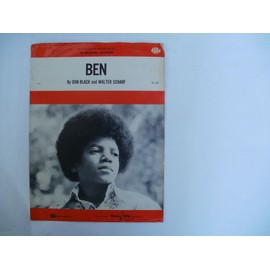 "Michael Jackson ""BEN"""