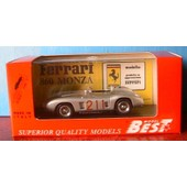 Ferrari 860 Monza #211 Riverside Ginter 1958 Best 9134
