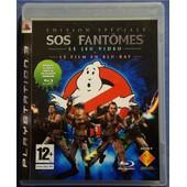 Sos Fant�mes : Le Jeu Video Et Le Film En Blu-Ray