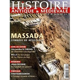 Histoire Antique & M�di�vale N� 58 Massada, Un Symbole De R�sistance