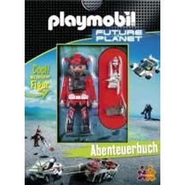 PLAYMOBIL: Future Planet - Abenteuerbuch