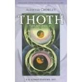 Thoth Tarot Cards de crowley aleister