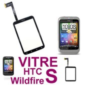 Vitre Tactile Htc Wildfire S G13 (Htc Pg76110)