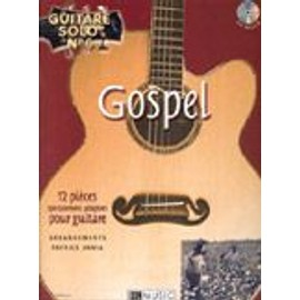 Guitare solo n°6 : Gospel Jania Patrice