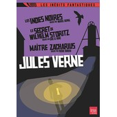 Coffret Jules Verne - Les Indes Noires, Le Secret De Wilhelm Storitz, Ma�tre Zacharius de Marcel Cravenne