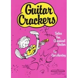 GUITAR CRACKERS SOLOS FOR CLASSICAL GUITAR CEES HARTOG