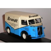 Citro�n Type H Avec Marque Publicitaire Brandt