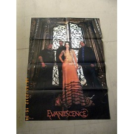 Poster géant EVANESCENCE/ PLACEBO