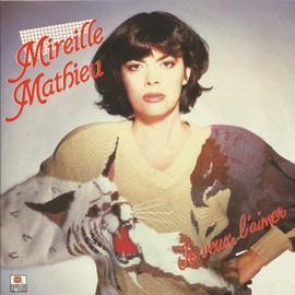 je veux l'aimer (eddy marnay / frank widling) 4'20 / vivre sans amour (charles level / Jean Claudric) 3'35 (Pochette poster couleur 65 cm x 37 cm)