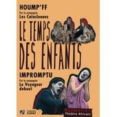 Le Temps Des Enfants de Donald Amadji ; Pascal Agnangnan