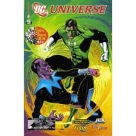 Dc Universe 9 Le Secret De Barry Allen
