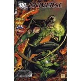 Dc Universe 8 � Force De Volont�