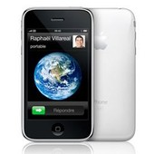 Apple iPhone 3G 8 Go Blanc