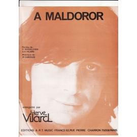 """Hervé VILARD """"à Maldoror"""""""