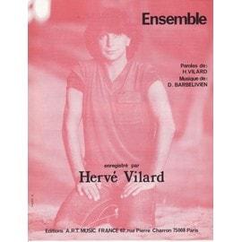 """Hervé VILARD """"Ensemble"""""""