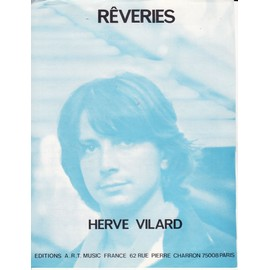 "partition Hervé VILARD ""Rêveries"""