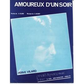 """Hervé VILARD """"Amoureux d'un soir"""""""