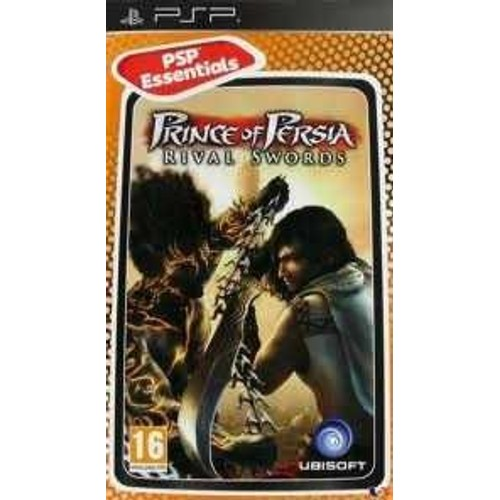 Prince of Persia - Rival Swords - PSP