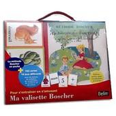 Boscher Valisette + 16 Jeux De Cartes de Mathurin Boscher