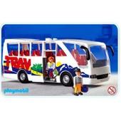 Playmobil Autocar-Bus Travel 3169