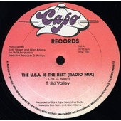 The U.S.A. Is The Best (Club Mix) Belgique - T. Ski Valley
