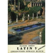 Latin. Classe De Cinquieme. (5e). Specimen. de FRANCOIS DHENIN
