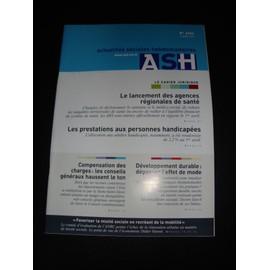 Actualit�s Sociales Hebdomadaires - Ash N�2654