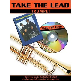 TAKE THE LEAD BLUES BROTHERS TRUMPET CD