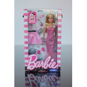Poup�e Barbie Exclusive Carrefour