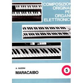 maracaïbo, bossa nova,composition originale pour orgue électronique