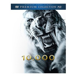 10 000 Combo Blu Ray + Dvd