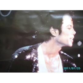 Poster de porte Michael Jackson 157X53
