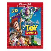 Toy Story - Combo Blu-Ray 3d + Blu-Ray 2d de John Lasseter