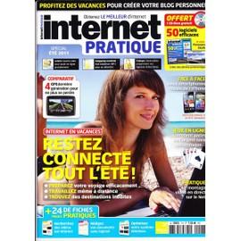 Internet Pratique 7 Sp�cial �t�:Restez Connect� Tout L'�t�!