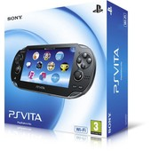 Console Playstation Ps Vita Wifi