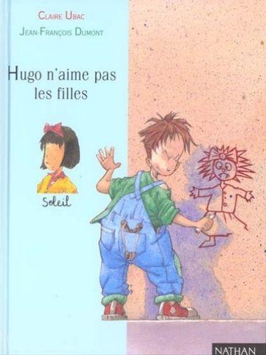 Hugo n'aime pas les filles