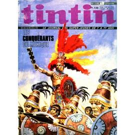 Journal Tintin N�1179 (Modeste Et Pompon, Chick Bill, Michel Vaillant, Robin Dubois, Cubitus,...)